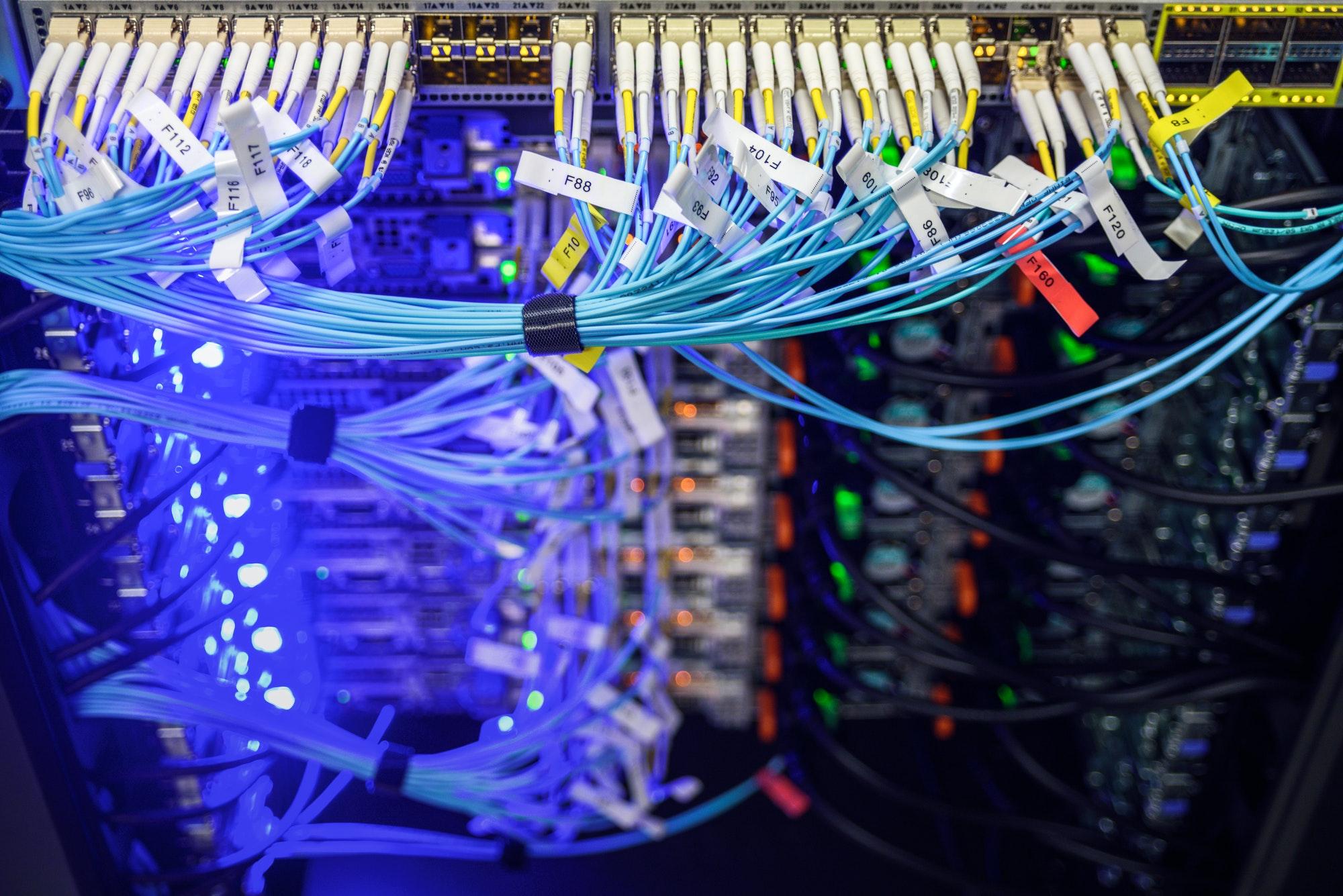 Working network hardware